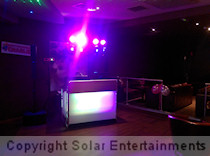 18th birthday disco Chill Champagne Bar Barnsley September 2015