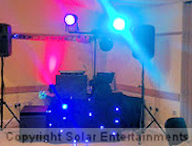 40th birthday disco at Holy Trinity Centre in Newark January 2014