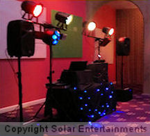 Disco hire South Yorkshire