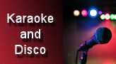 Karaoke and disco hire Macclesfield