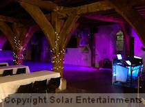 Wedding disco Merchant Hall York September 2015